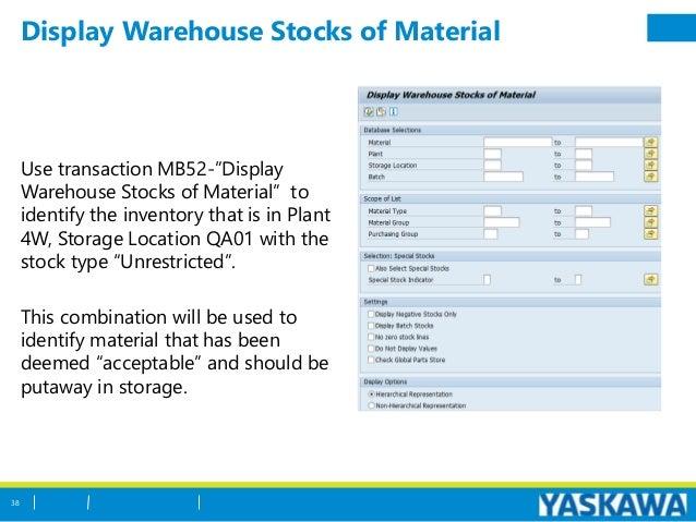 SAP_Inventory_Management_Overview_PPT v1 1