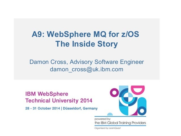 IBM WebSphere MQ for z/OS - The Inside Story