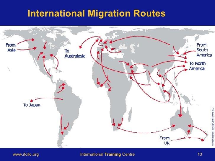 Labour Migration: an Insight