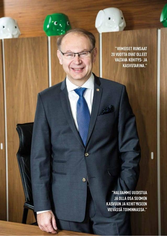 Liedon Säästöpankki vuosikertomus_2015 Slide 2