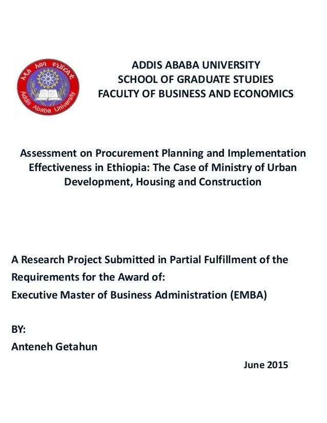 assessment of procurement plan implementaion practice rh slideshare net