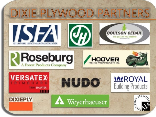  COURSE: ADVANCED SOLID SURFACE • LEARNING UNIT/CREDIT DESIGNATION: 1 / GENERAL • PROVIDER NAME: DIXIE PLYWOOD & LUMBER C...