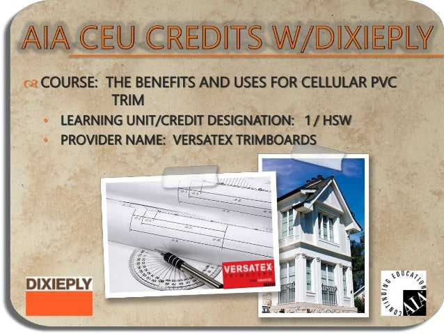  COURSE: EVOLUTION OF SUSTAINABLE, COST-EFFECTIVE DECORATIVE SURFACE MATERIALS • LEARNING UNIT/CREDIT DESIGNATION: 1 / GE...