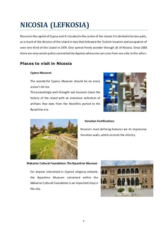 A9 Brochure About Cyprus (New)