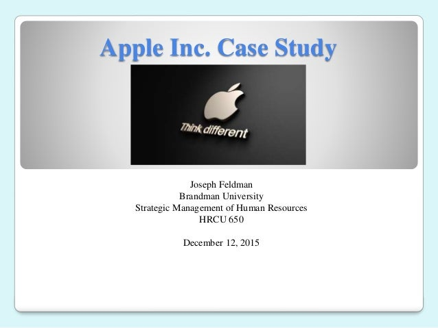 case study on apple Essay on apple case study 897 words | 4 pages apple inc case study a in your own words, define revenues explain how revenues are different from gains.