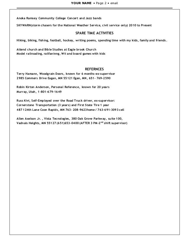 Write About Something That S Important Resume Writing Services