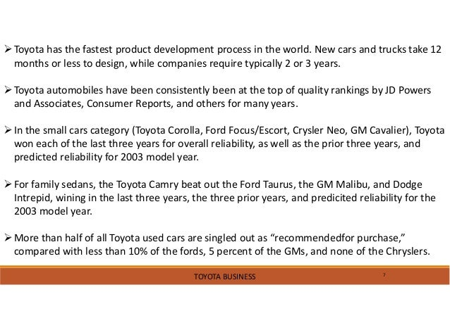 toyota product design Group vice president of sales, marketing and product at toyota financial services group vice president of sales, marketing and product toyota financial services.