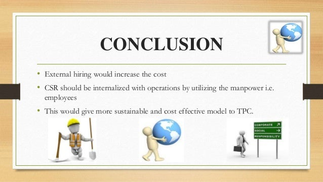 tata power csr case study Main theoretical considerations tata group: a marketing case study for the 21st century corporate social responsibility (csr) behavior and activities companies adopt are a 21st century trend in.