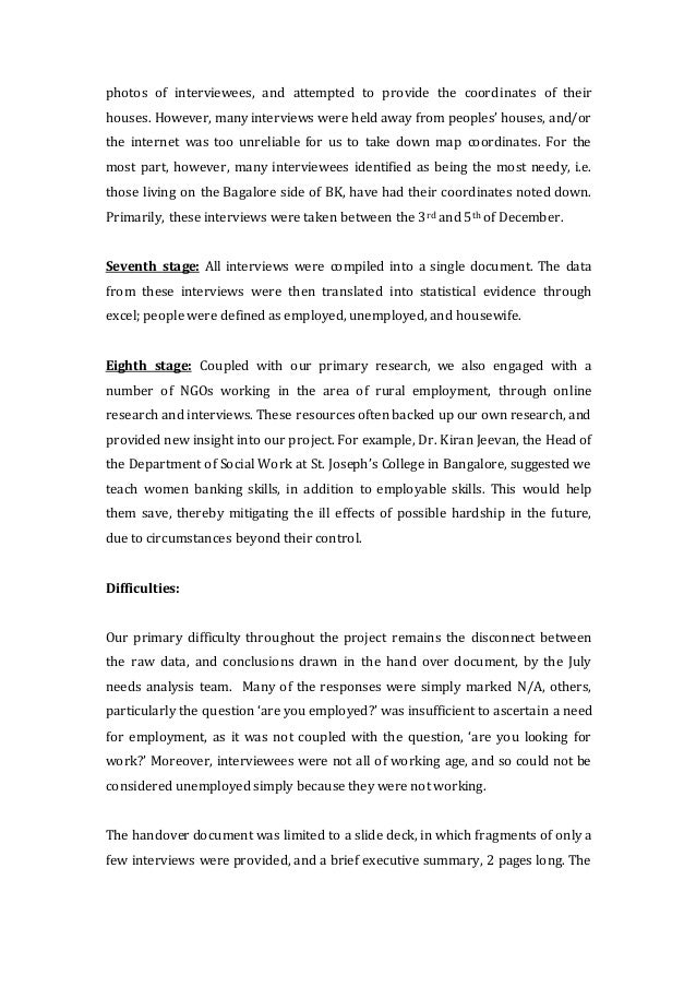 Handover Template. analysis of the written handover process during ...
