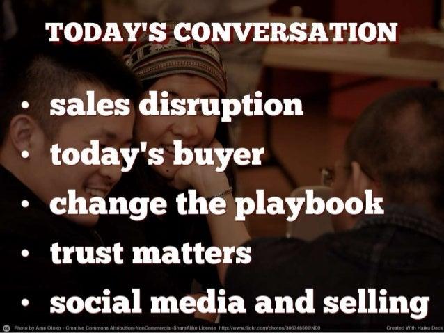The ROI of Trust in Social Selling Slide 3