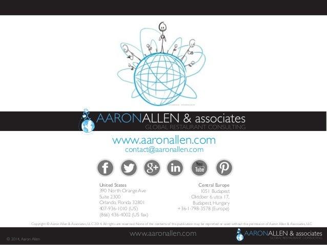 www.aaronallen.com  contact@aaronallen.com   United States  390 North Orange Ave  Suite 2300  Orlando, Florida 32801...
