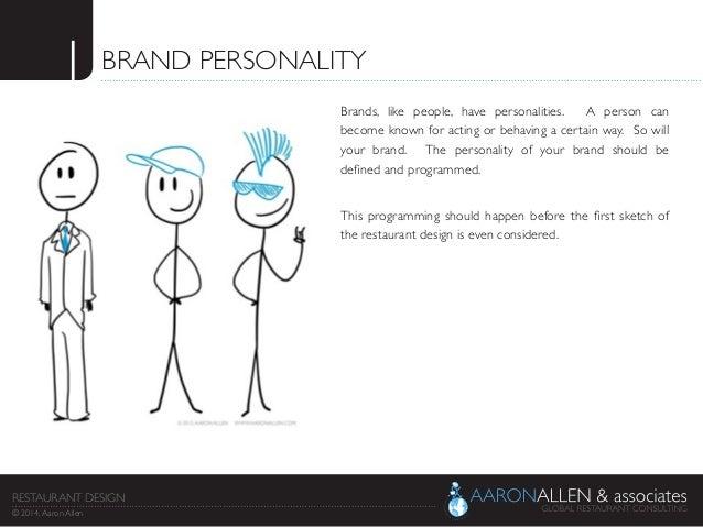 Brand personality brands like