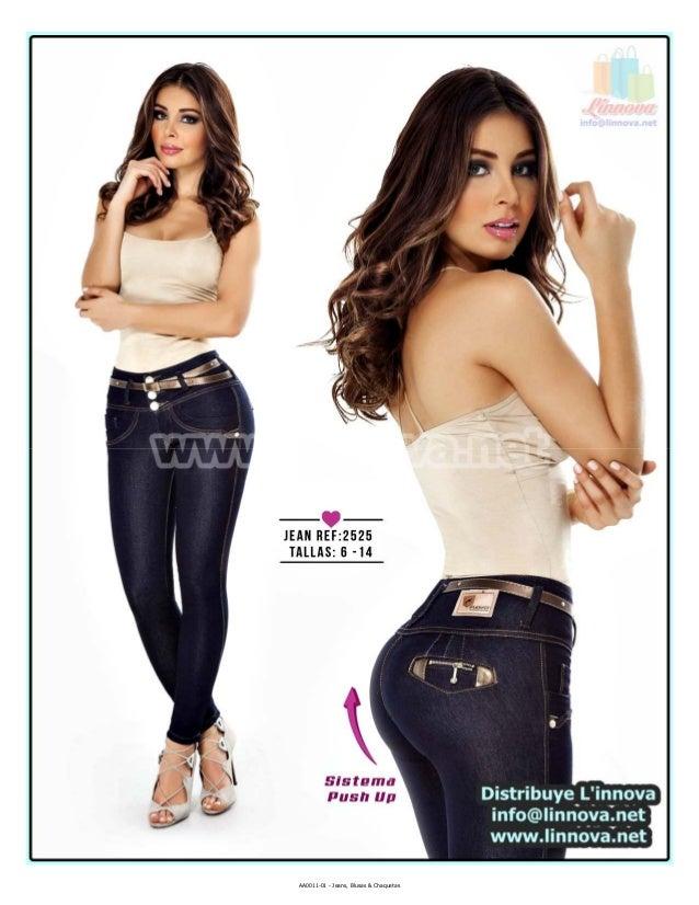 AA0011-01 - Jeans, Blusas & Chaquetas