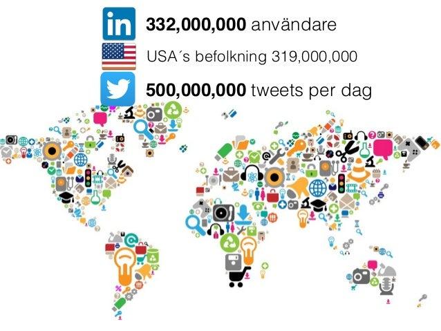 Sociala medier presentation Slide 3