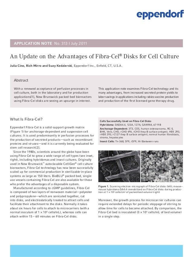 Abstract With a renewed acceptance of perfusion processes in cell culture, both in the laboratory and for production appli...
