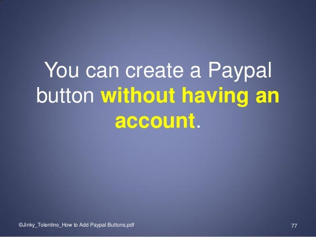 how to add tax paypal button