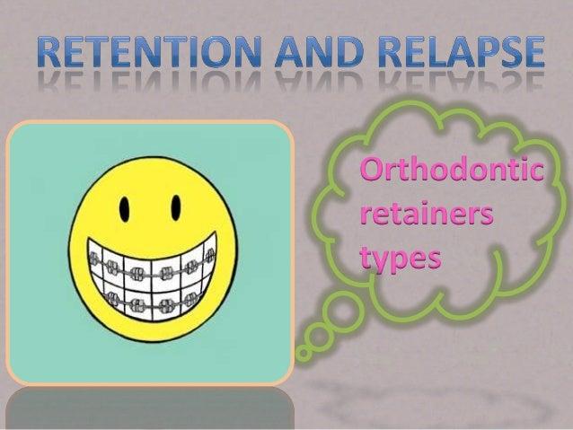 Orthodonticretainerstypes