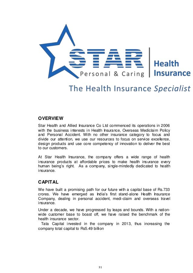 Which are the top 5 health insurance companies in india? Quora.