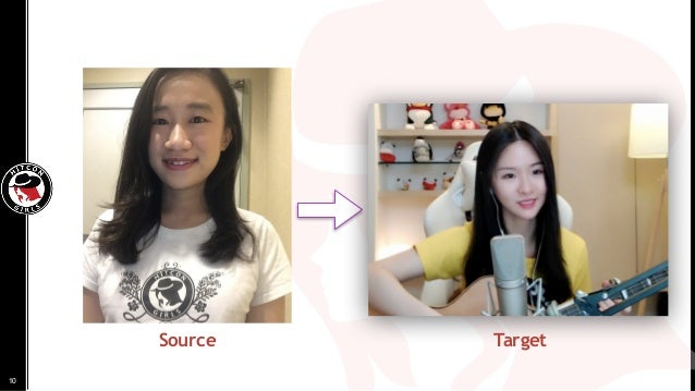 Source Target 10