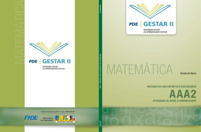 MATEMÁTICAMATEMÁTIC                                                                                               GESTAR I...