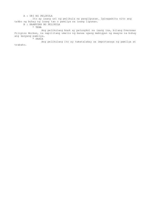 tema ng pelikulang caregiver Pananaliksik sa filipino: pagtuklas sa hiwaga ng pelikulang bollywood 2007-2008 huwebes, oktubre 16, 2014 pagtuklas sa hiwaga ng pelikulang bollywood 2007 - 2008 watermark na tema pinapagana ng blogger.