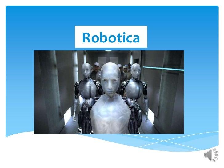 Robotica<br />