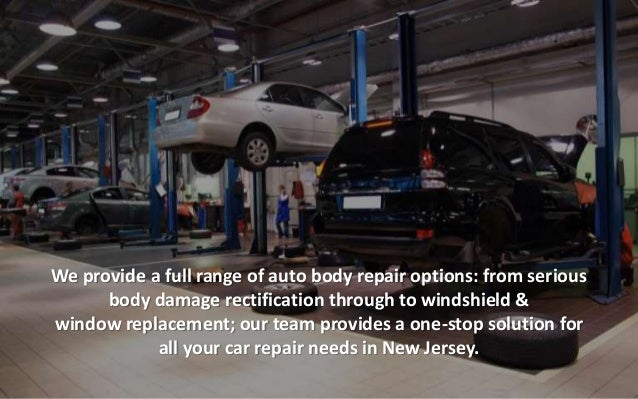 Aaa Repair Shop >> Aaa Approved Auto Body Repair Services In New Jersey