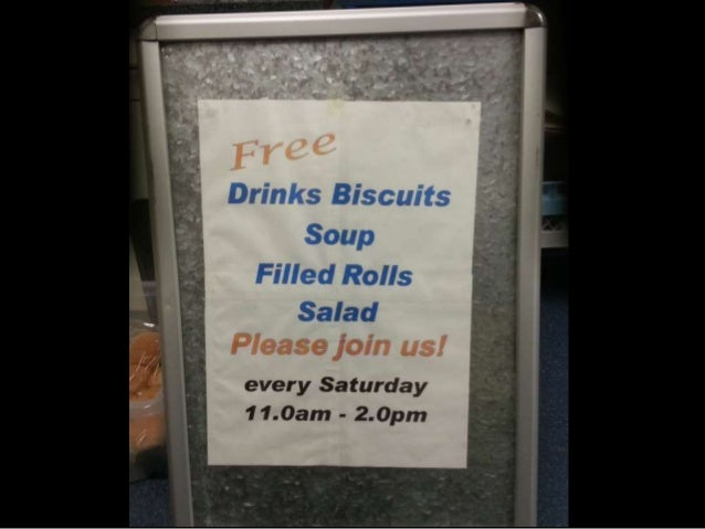 Free Lunches For All