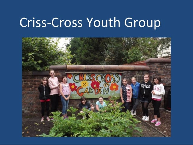 Criss-Cross Youth Group