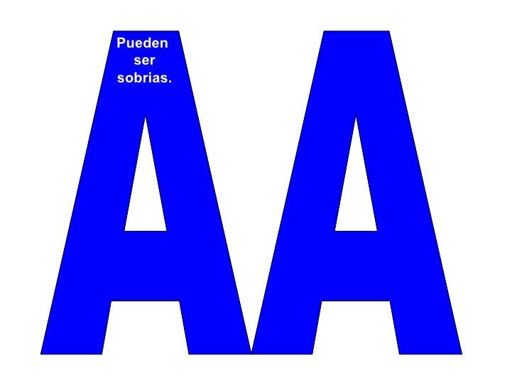 Aaa Letras Y Numeros Slide 3