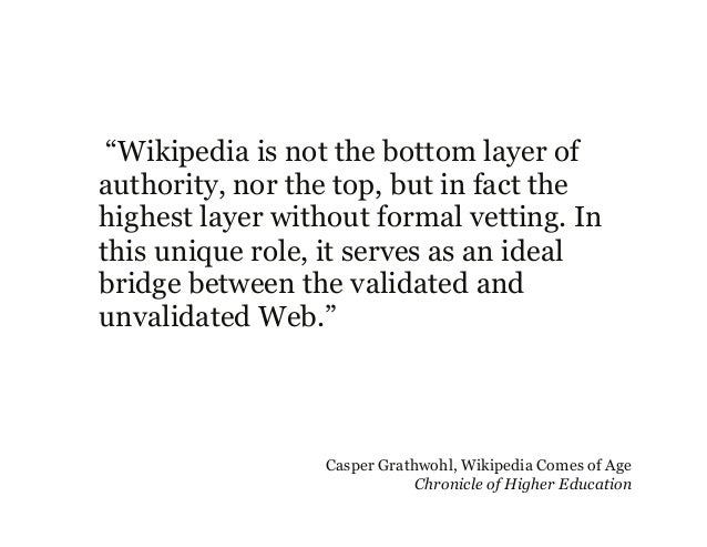 What are opportunities for academic engagementand expert participation in WikipediaWhat role for Wikipedia in research and...