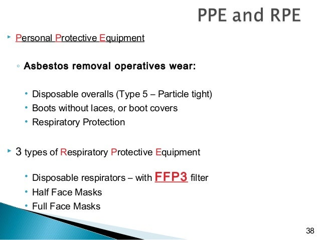 Asbestos Training Presentation Version For Amp Website