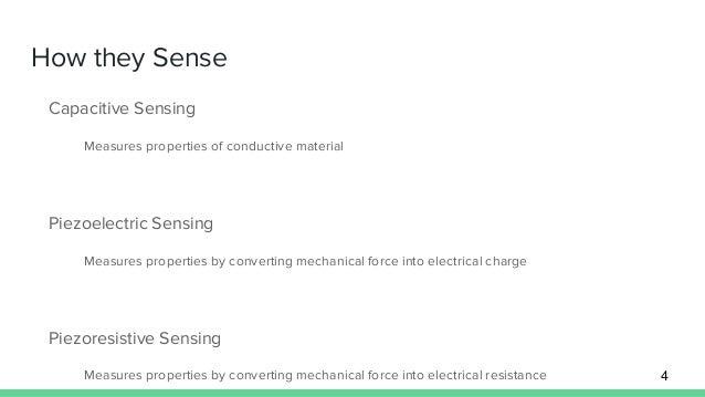 mems sensors overview