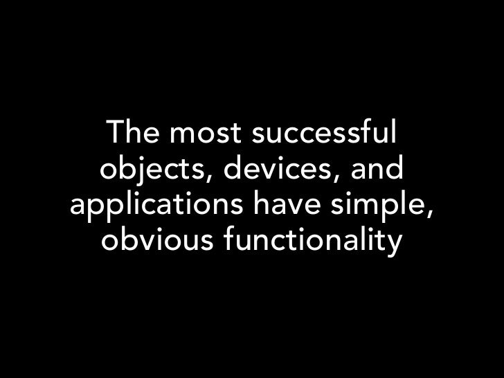 Distraction, Attention, and Simplicity (Acts As Conference Keynote) Slide 3