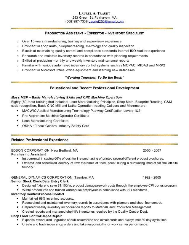 LaurieT resume