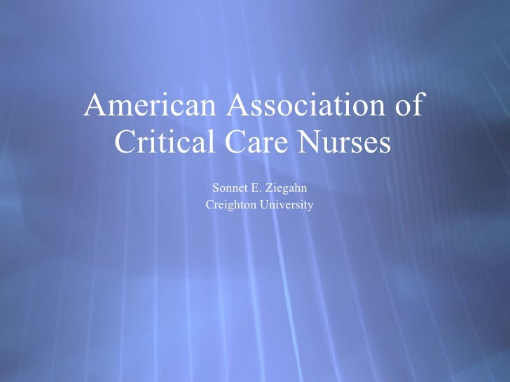 american association of colleges of nursing critical thinking Critical and creative thinking is a central concept in all practice-based undergraduate college programs, and has been a central concept in all nursing programs accredited by the american association of colleges of nursing.
