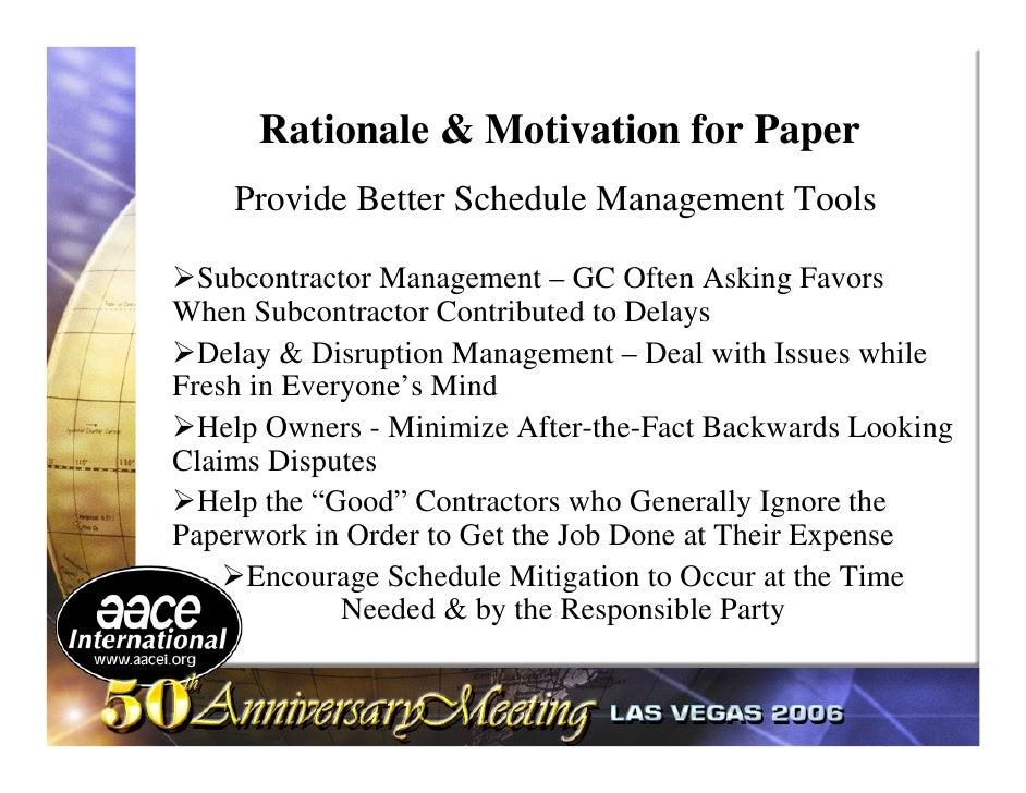 Effective Subcontractor Management