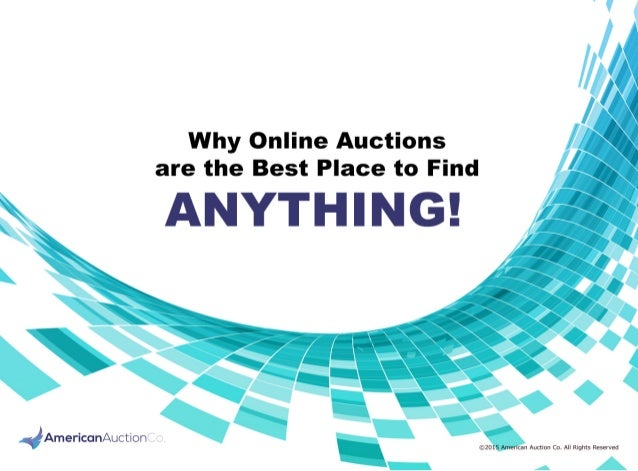why online auctions essay Online self-storage auctions: a legal gray area john donegan september 12, 2013 2 with more self-storage operators expressing interest in online auctions, the storage facilitator decided to examine their advantages, disadvantages and legal implications.