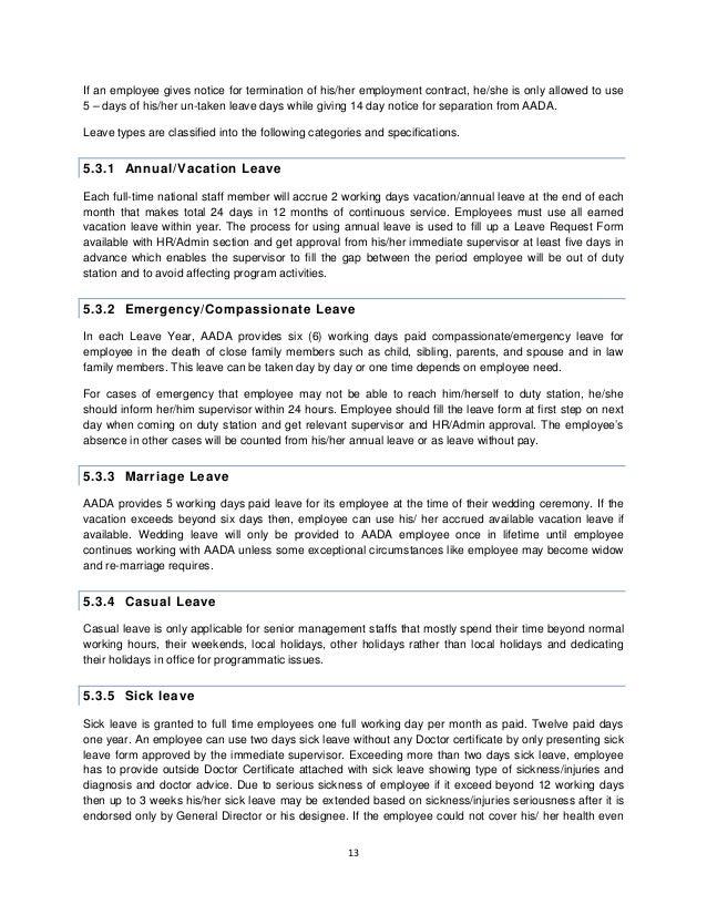Aada hr procedures final rs oct 2011