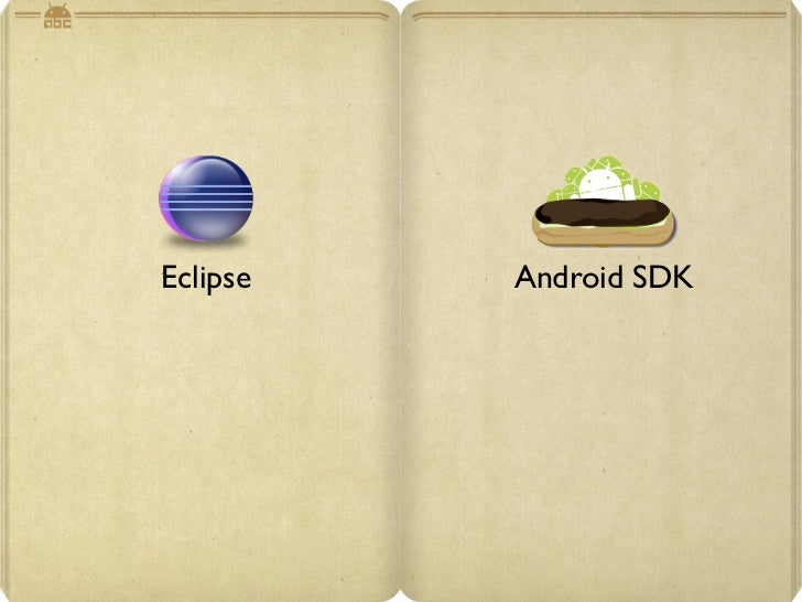 Eclipse   Android SDK
