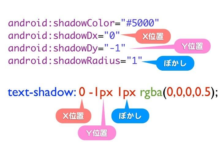 【第2回】デザイナーがコードから読み解く、Androidアプリのデザインの幅を広げるコツとTips