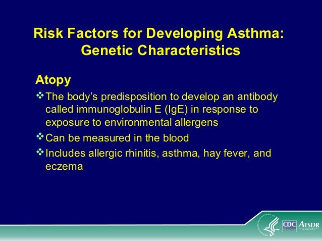 the main characteristics of asthma Doctors have identified the two main conditions that cause asthma symptoms: inflammation and airway constriction inflammation with asthma, the inside walls of the airways are swollen, or inflamed.
