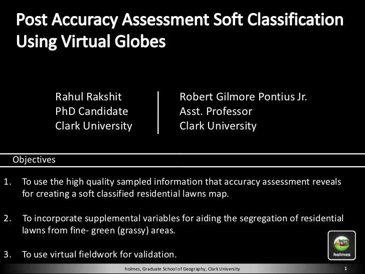 Rahul Rakshit                              Robert Gilmore Pontius Jr.               PhD Candidate                         ...
