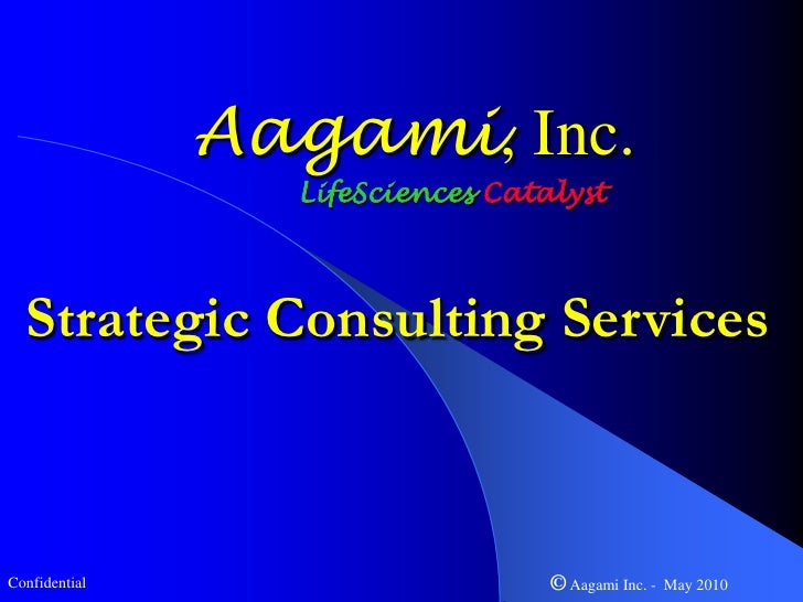 Aagami Consutling