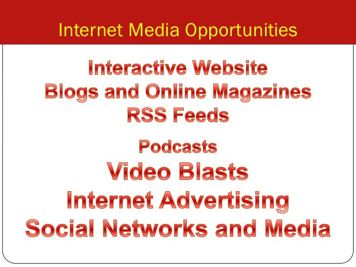 A Real Time Update of Online Marketing and Social Media Slide 3