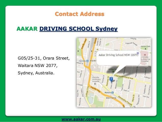 Aakar Driving School Indian driving instructor sydney