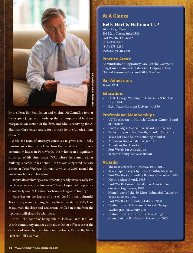 Attorney At Law Magazine - Attorney of the Month