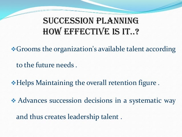conclusion into succession planning in smes Additional resources on succession planning  when closing your business,  remember to complete the required canada revenue agency.
