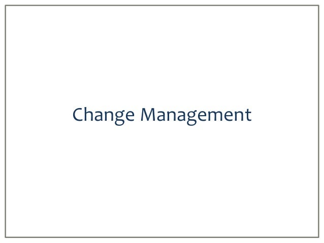 Change Management And The Future Of Legal Education