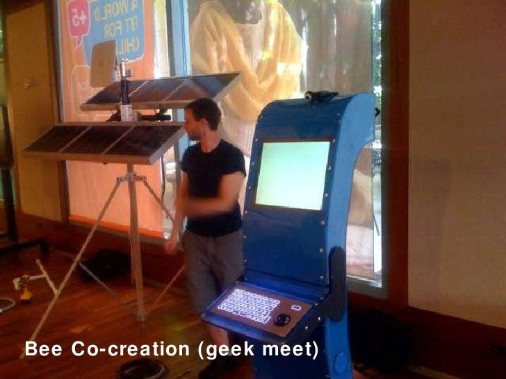 Bee Co-creation (geek meet)